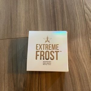 Jeffree star- extreme frost Gag Me